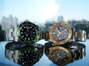 gmt, gmt master, submariner, 50th anniversary, used rolex