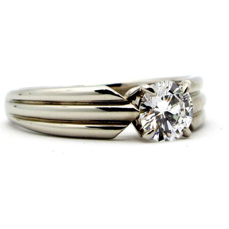 CARTIER, DIAMOND, RING