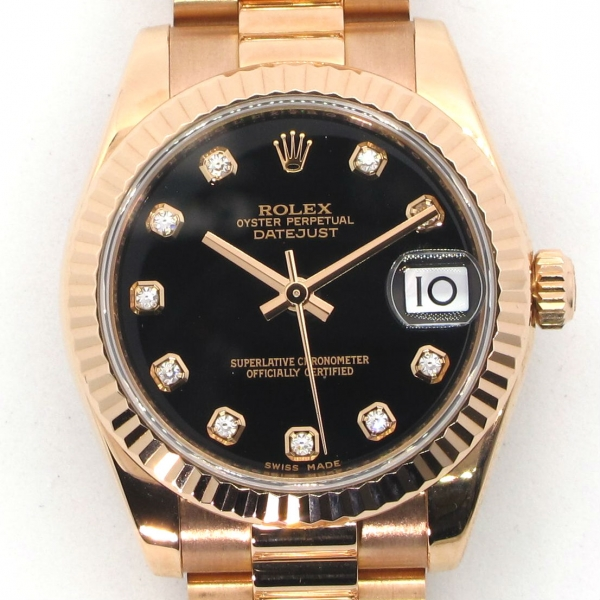 rolex, ladies, datejust, 31mm,