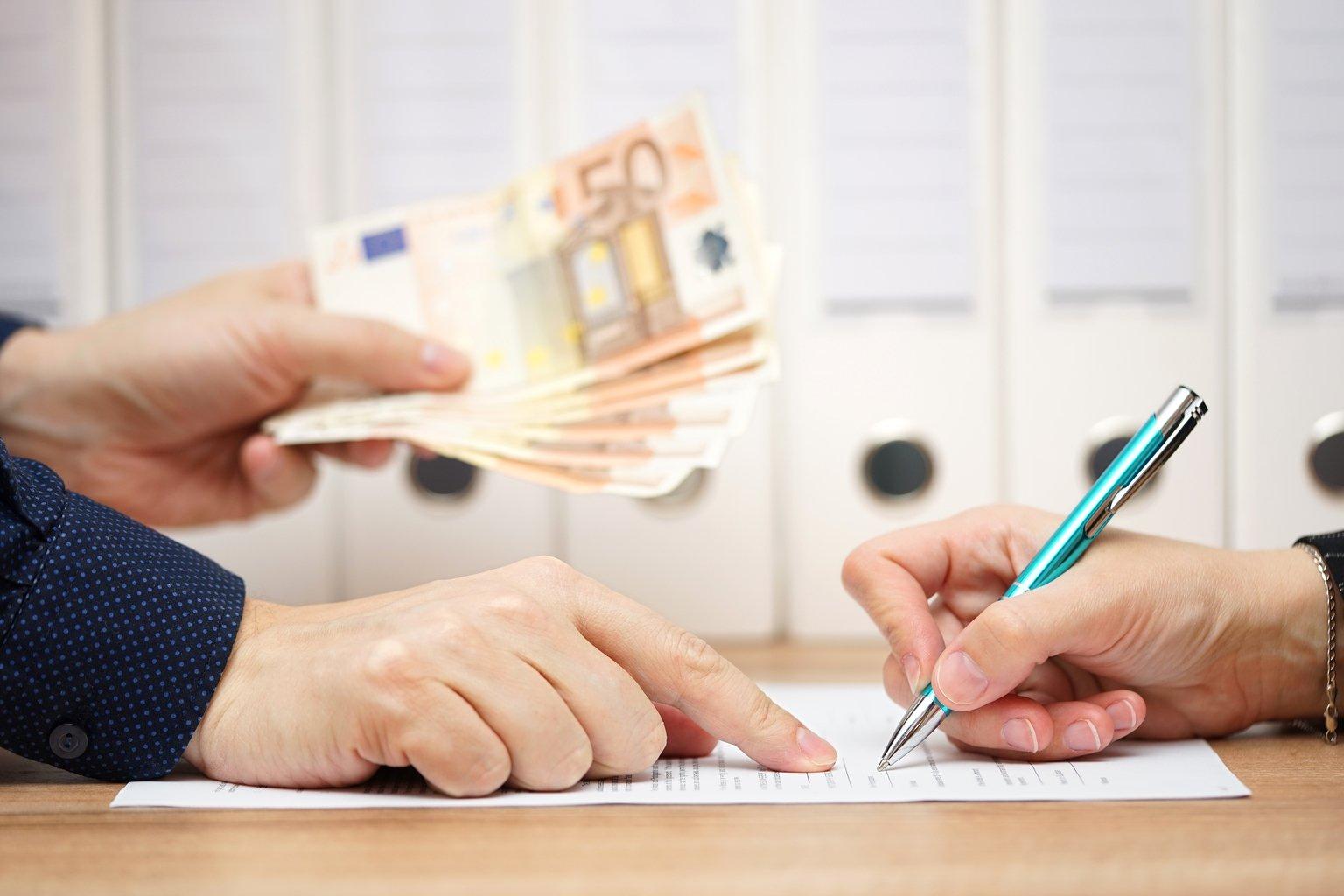 частный займ расписка срочно