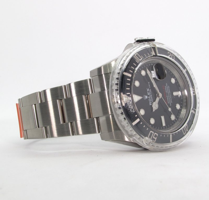 Rolex, Sea Dweller, stainless, dive watch